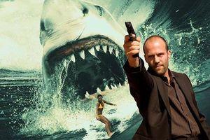 Bom tấn hành động về siêu cá mập của Jason Statham tung trailer thứ 2