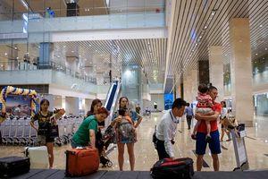 Sân Bay Cam Ranh chính thức vận hành nhà ga mới
