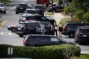 4 nhà báo thiệt mạng trong vụ xả súng tòa soạn ở Maryland