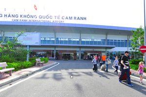 Bắt đầu khai thác nhà ga quốc tế Cam Ranh