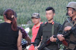 An ninh tại Lóng Luông thắt chặt sau khi 2 kẻ truy nã bị tiêu diệt