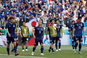 CĐV Nhật Bản 'xấu hổ' khi đội nhà đi tiếp nhờ điểm fair-play