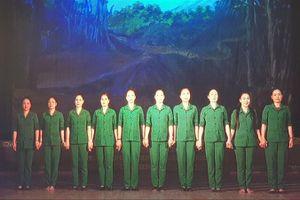 'Khoảng trời con gái' - kịch về Ngã ba Đồng Lộc