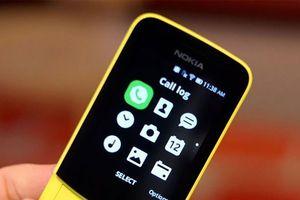 Google rót 22 triệu USD vào hệ điều hành của Nokia 'chuối' 8110