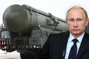 Tuyên bố đáng sợ của TT Putin về sức mạnh khủng khiếp của vũ khí Nga so với đối thủ