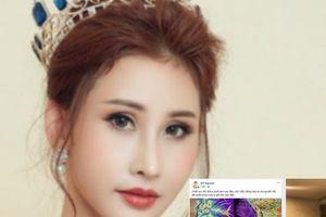 Miss Asia World 2018: Nghi vấn Chi Nguyễn bị 'chơi xấu', phải ủi đồ trong nhà vệ sinh