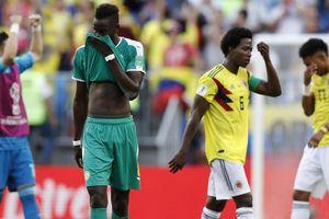 Senegal bại trận, châu Phi 'sạch bóng' đại diện tại World Cup 2018