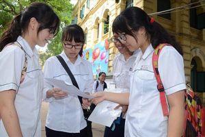 Điểm chuẩn vào lớp 10 các trường chuyên tại Hà Nội năm 2018 chính xác nhất