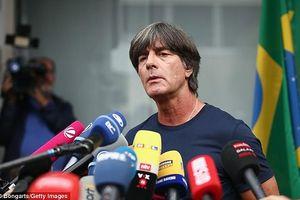HLV Joachim Loew vẫn sốc, để ngỏ khả năng tiếp tục dẫn dắt tuyển Đức