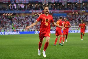 Đánh bại tuyển Anh, Bỉ chấp nhận vào 'nhánh đấu tử thần' World Cup 2018
