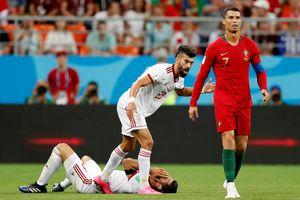Uruguay gặp Bồ Đào Nha: Ronaldo liệu có đủ sức vượt qua Godin?