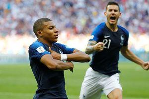 Mbappe ghi cú đúp bàn thắng, ĐT Pháp loại Argentina khỏi World Cup