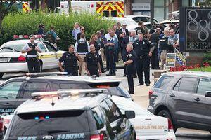 Xả súng ở Mỹ, 5 người chết