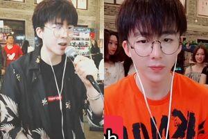 Đẹp trai hát hay chưa đủ, hot boy Trung Quốc còn gây thương nhớ với loạt biểu cảm 'kute lạc lối'