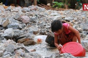 Clip: Cận cảnh sinh hoạt của người dân sau trận lũ kinh hoàng tại Hà Giang