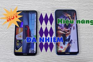 So sánh Hiệu năng và Đa nhiệm Nokia X6 và Huawei Nova 3e