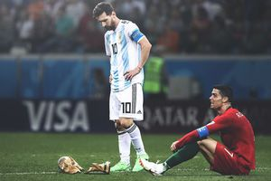 World Cup 2018 không Ronaldo và Messi: Khi thiên tài cũng có giới hạn