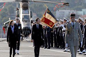 Bất ngờ thứ bậc của Quân đội Pháp ở châu Âu