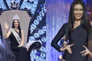 Hoa hậu Hoàn vũ Thái Lan 2018 bị chê tơi tả vì kém sắc