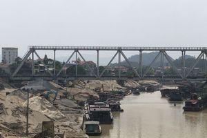 Thái Nguyên: Hàng loạt bến bãi không phép 'hoạt động vô tội vạ'