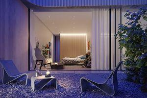 Nhà đẹp lung linh bằng cách sử dụng ánh sáng để trang trí