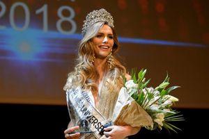 Người chuyển giới đầu tiên giành Hoa hậu Hoàn vũ Tây Ban Nha