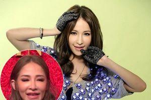 Diva Đài Loan Tiêu Á Hiên gây sốc vì gương mặt biến dạng