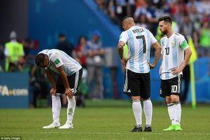 Lionel Messi: Vết xước trên vương miện