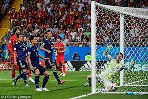Bỉ thắng ngược Nhật Bản, tiến vào tứ kết gặp Brazil