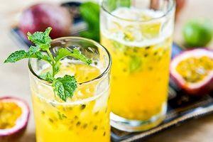 Đã khát với những loại nước uống thơm ngon giải nhiệt ngày hè
