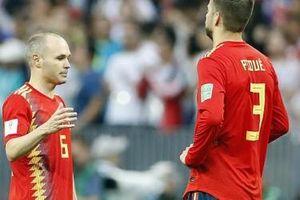 Iniesta chia tay tuyển Tây Ban Nha: Những hẹn hò từ nay khép lại!