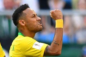 Neymar tỏa sáng đẳng cấp trong trận chiến nảy lửa ở Samara