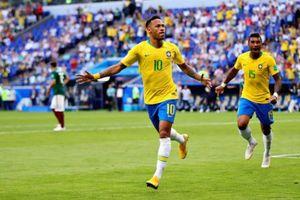 Chấm điểm Brazil 2-0 Mexico: Tuyệt vời Neymar