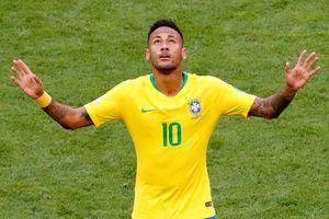 Neymar - não ít hoạt động nhưng thông minh