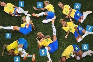 Ăn vạ thô thiển, Neymar bị chế ảnh diễu cợt trên mạng xã hội