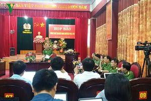 Công an Sơn La thông tin chính thức về vụ phá án ma túy tại Lóng Luông