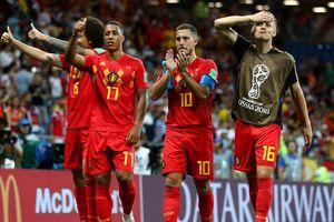 Bỉ 3-2 Nhật Bản: Ngược dòng đánh bại Nhật Bản, Bỉ đối đầu Brazil ở tứ kết