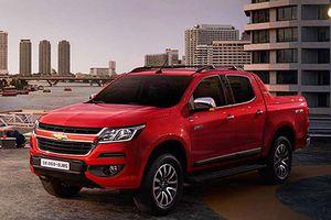 Chevrolet Colorado 2.5 miễn thuế giá từ 624 triệu tại VN