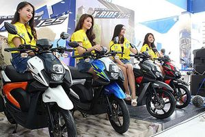 'Soi' xe ga thể thao Yamaha X-Ride 125 giá chỉ 28 triệu