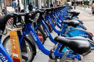 Lyft đầu tư mảng xe đạp để cạnh tranh Uber