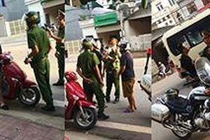 Sơn La: Thanh niên đi xe máy không đội mũ bảo hiểm còn thách thức, mạt sát công an