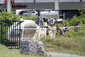 Trùm băng đảng khét tiếng châu Âu vượt ngục bằng trực thăng 'mượt' như phim hành động