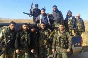Quân đội Syria chặn đứng cuộc tấn công của phiến quân nổi dậy ở Hama