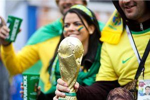 5 lý do Brazil là 'chân mệnh thiên tử' sẽ vô địch World Cup 2018?