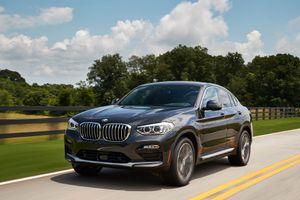Ngắm nhìn BMW X4 2019 trước khi được ra mắt chính thức
