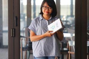 Nhà báo Huỳnh Mai Liên: Viết thơ cho trẻ chỉ gói trong hai chữ 'yêu thương'