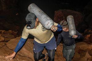 Đội bóng Thái sẽ được đưa đến nơi an toàn trong hang