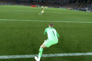 Chân dung người hùng Pickford giúp tuyển Anh phá dớp thua penalty