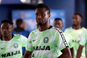 Cha của đội trưởng Nigeria bị bắt cóc trước trận gặp Argentina