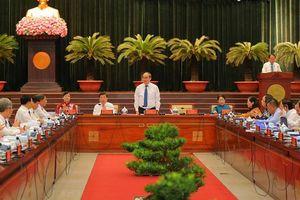 Khai mạc Hội nghị lần thứ 17 Ban Chấp hành Đảng bộ TP HCM khóa X